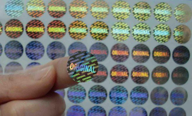 Tem hologram 1000 tem