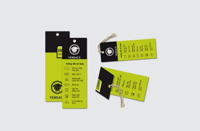 Thẻ treo sản phẩm